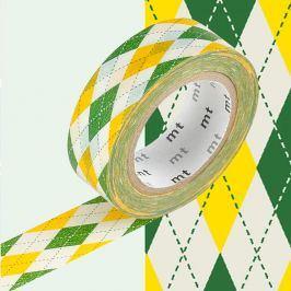 Washi páska MT Masking Tape Estelle, návin10m
