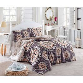 Přehoz přes postel na dvoulůžko s povlaky na polštáře Libras,200x220cm