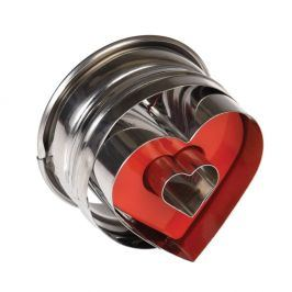Vykrajovátko ve tvaru srdce Rex London Love