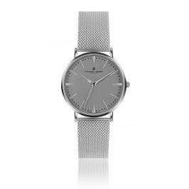 Unisex hodinky s páskem z nerezové oceli ve stříbrné barvě Frederic Graff Silver Eiger