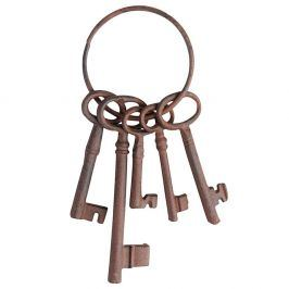 Svazek litinových dekorativních klíčů Ego Dekor