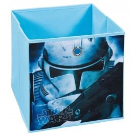 Star Wars 1, modrý, motiv bojovníka