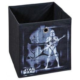 Produkt Star Wars 2, černý, motiv bojovníka Úložné boxy