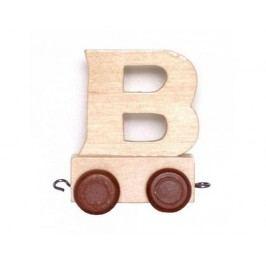Vagónek B, hnědá kolečka
