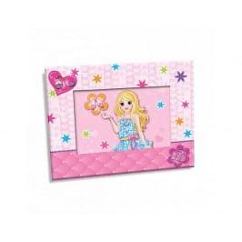 Foto rámeček, dívka