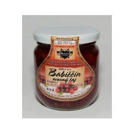 Pečený čaj Brusinka se skořicí 420 ml