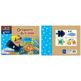 Moje první origami mořský svět