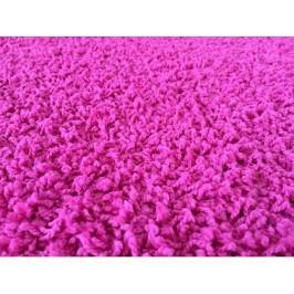 Kusový koberec Color Shaggy růžový