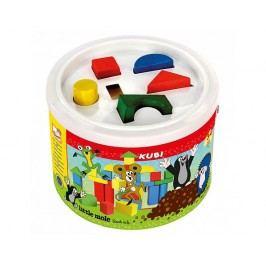 Kostky v kbelíku, Krtek