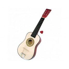 Dřevěná kytara španělka