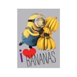 Dětský koberec Mimoň DM01 Love Bananas