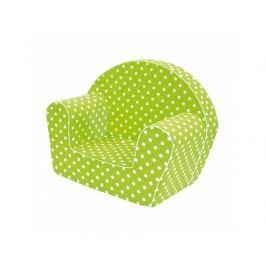 Křesílko, zelené