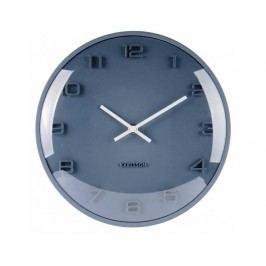 Designové nástěnné hodiny 5649BL Karlsson 25cm
