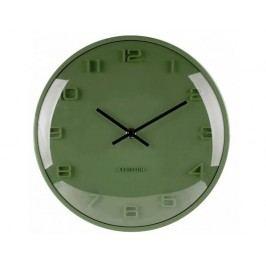 Designové nástěnné hodiny 5649GR Karlsson 25cm