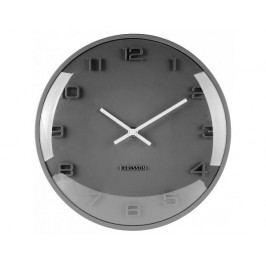 Designové nástěnné hodiny 5649GY Karlsson 25cm