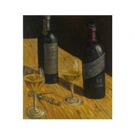Obraz - Bílé víno