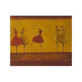 Obraz - Baletní vystoupení