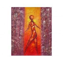 Obraz - Promenáda muže