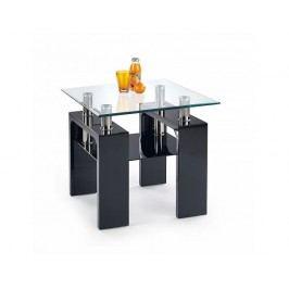 Konferenční stolek Diana H KW černý