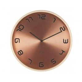 Designové nástěnné hodiny 5611CO Karlsson 35cm