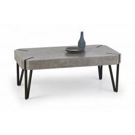 Konferenční stolek Emily, beton-černý