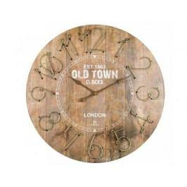 Designové nástěnné hodiny 21464 Lowell 68cm