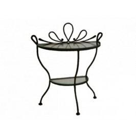 Kovaný noční stolek SIRACUSA 0448