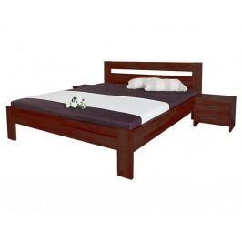 Jednolůžková masivní postel Vitalia