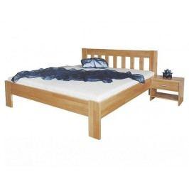Masivní postel Bianca