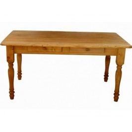 Jídelní stůl - stylový se zásuvkou 2