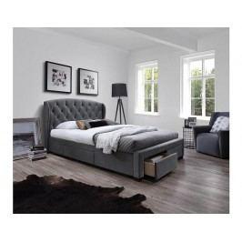 Čalouněná postel Sabrina