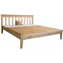 Dřevěná postel Sophia
