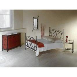 Kovová postel GALICIA 0445