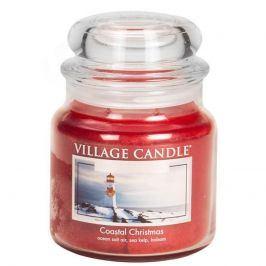 Vonná svíčka ve skle Vánoce v přístavu-Coastal Christmas, 16oz
