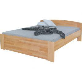 Dvoulůžková masivní postel Dona