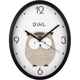 Designové nástěnné hodiny 00839A Lowell 29cm