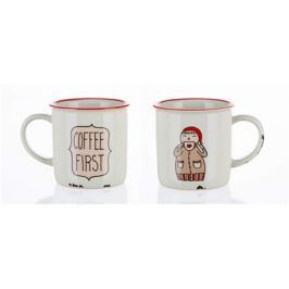 BANQUET Hrnek keramický COFFEE STORY 310 ml, Coffee First