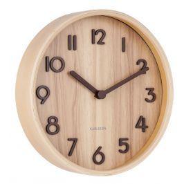 Designové nástěnné hodiny 5808WD Karlsson 22cm