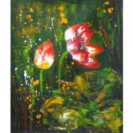 Obraz - Květ v pralese