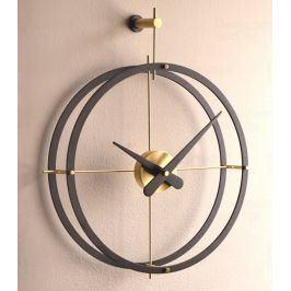 Designové nástěnné hodiny Nomon Dos Puntos NG 55cm