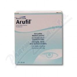 ARUFIL 20MG/ML oční podání GTT SOL 3X10ML II