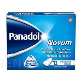 PANADOL NOVUM 500MG potahované tablety 12 I