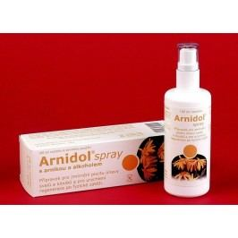 ARNIDOL SPRAY 30MG/ML+100MG/ML kožní podání SPR SOL 100ML