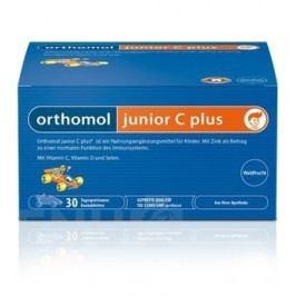 Orthomol junior C plus lesní plody 30 dávek
