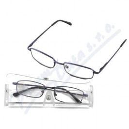 Brýle čtecí American Way +3.00 modré v etui