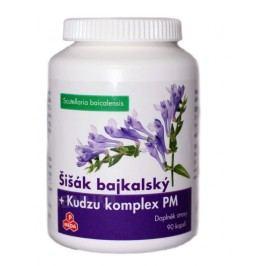 Šišák bajkalský + Kudzu komplex PM cps.90