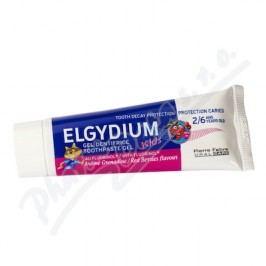 ELGYDIUM KIDS gel.ZP s fluorin.2-6 let 50ml les.ov