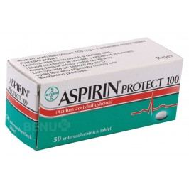 ASPIRIN PROTECT 100 100MG enterosolventní tableta 50