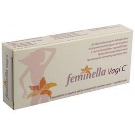 Feminella Vagi C 6 vaginálních tablet