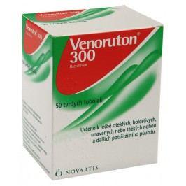 VENORUTON 300 300MG tvrdé tobolky 50
